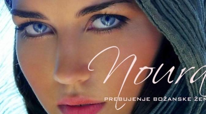 Na vrhu Ljubljane z Nouro