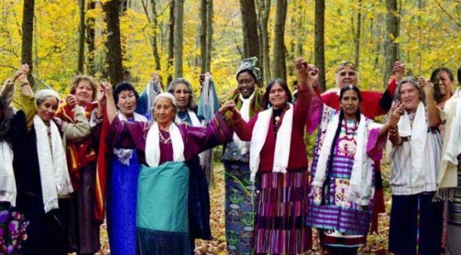 Sporočilo sveta 13 avtohtonih babic