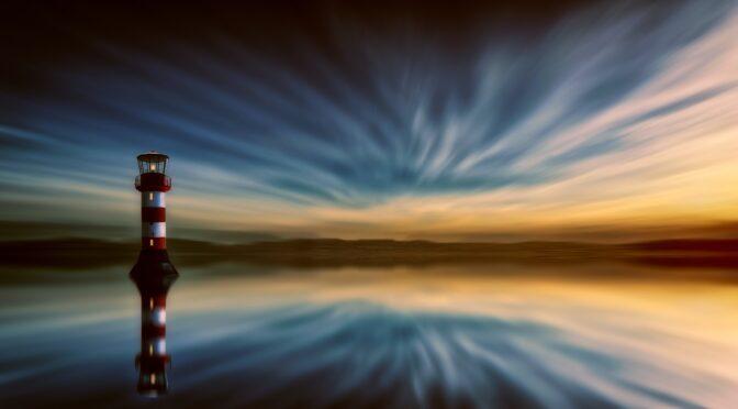 Svetilnik v nevihti